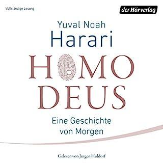 Homo Deus: Eine Geschichte von Morgen Titelbild