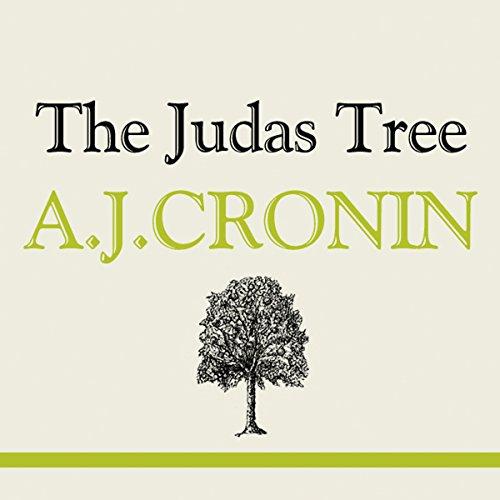 The Judas Tree audiobook cover art