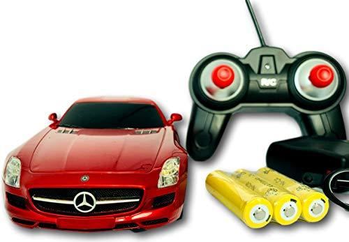 autos a control remoto fabricante Mercedes-Benz