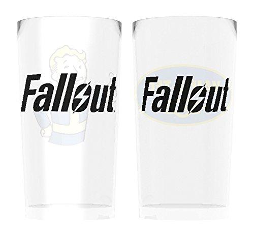 Fallout 4 - Vault-Tec Bier-Glas-Set Standard