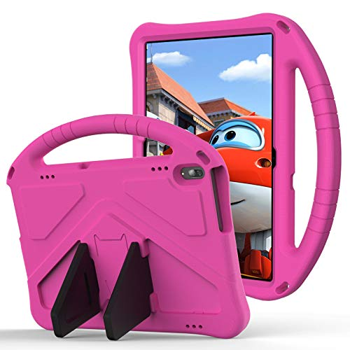 Tablet Protective Case For Lenovo Tab P10 (TB-X705F/L) case for Smart Tab M10(TB-X605F) case for Lenovo Tab M10(TB-X505F) Case,for Kids Eva Shockproof Lightweight Dropproof Stand Tablet Case