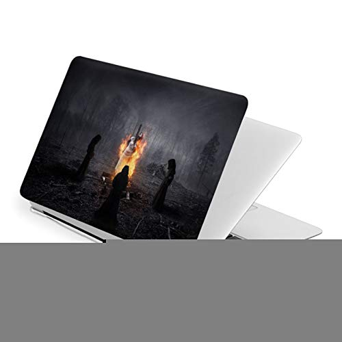 American Horror Story MacBook Laptop Case Non-Slip Durable Waterproof Plastic Hard Shell Case Not Deformed PVC Protective Shell Suitable for Touch 13 15,Air 13 and New Air 13 New air13