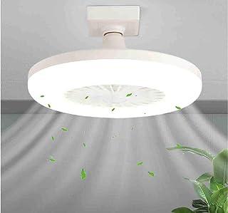 HJCC Mini Atenuador para Ventilador De Lámpara LED Ventilador De Techo con Atenuador Ultra Silencioso para Habitaciones Pequeñas De 3-6 Metros Cuadrados