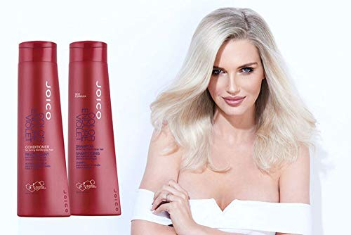 Joico Color Endure Violet Shampoo for toning blonde and gray hair 33.8 fl oz