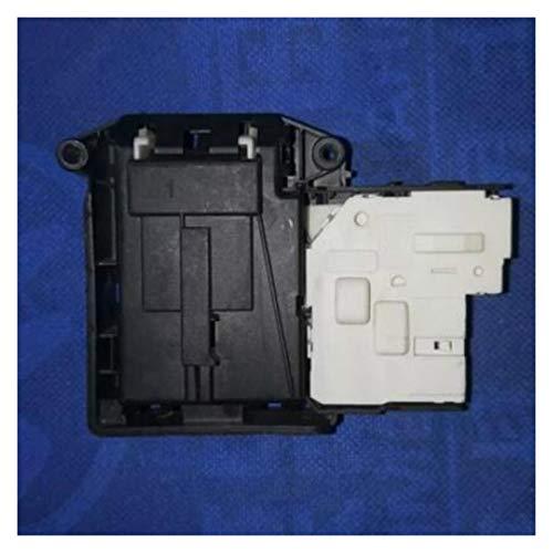 Accesorio Lavadora Compatible con LG Lavado de ritmos retraso de Las Partes Cerradura de Puerta EBF61315801 Interruptor de la Puerta de reemplazo Accesorios para electrodomésticos