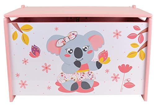 Fun House Mimi Cally Koala 713302 baúl para Juguetes Madera, pour Enfant