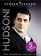 Rock Hudson Screen Legend Collection: (The Golden Blade / Has Anybody Seen My Gal? / The Last Sunset / The Spiral Road / A Very Special Favor)