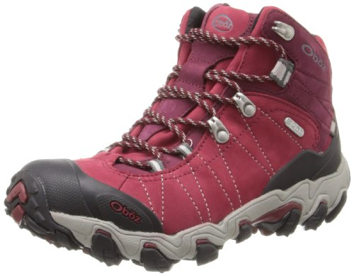 oboz hiking boots womens