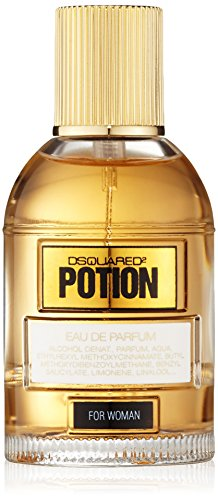Dsquared Potion Eau de Parfum voor dames, verstuiver, 1 x 50 ml
