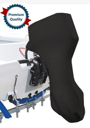 Discover Bargain Oceansouth Full Outboard Motor Engine Cover Black Fits Motors from 135hp to 250hp