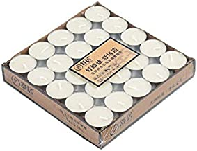 Round All Candle - Unscented