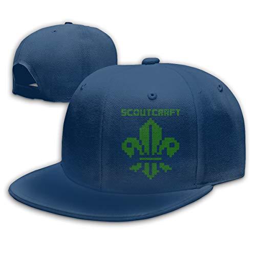 Boy Scouts Dad Hat Baseball Cap Snapback Hat Navy