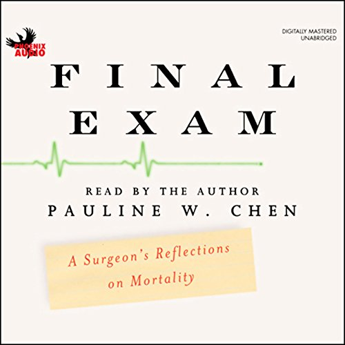 Final Exam audiobook cover art