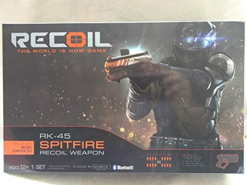 Top 10 Best recoil rk-45 spitfire recoil weapon