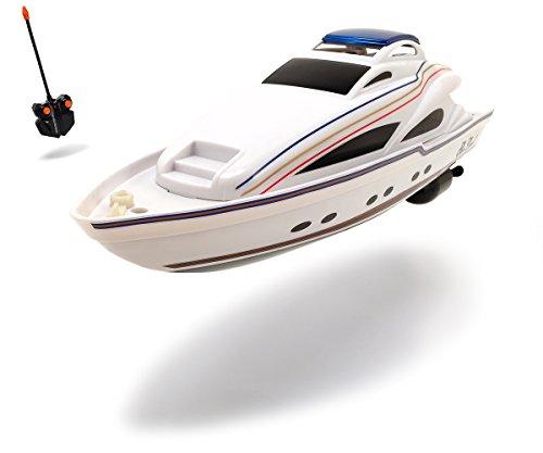 Op afstand bestuurde boot Oude uitvoering wit