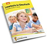 Lesetests in Deutsch - Lernzielkontrollen 4. Klasse