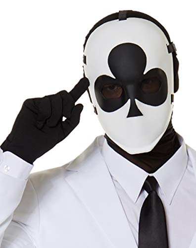 Spirit Halloween Club High Stakes Fortnite Mask | Officially Licensed