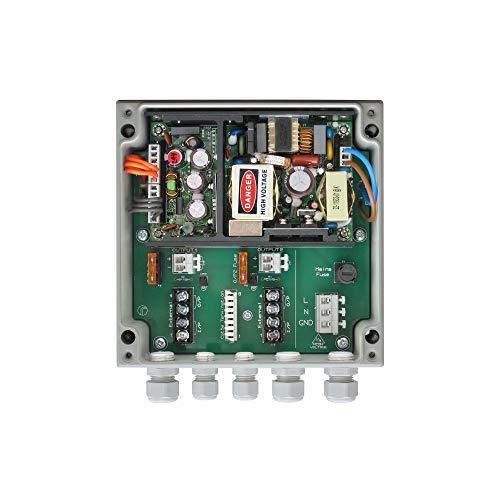 Raytec PSU-VAR-100W-2 Adapter für Luftleistung, Grau
