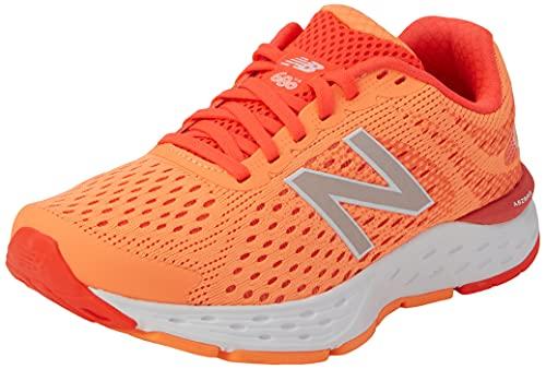New Balance 680v6, Zapatillas para Correr Mujer, Grey, 39.0