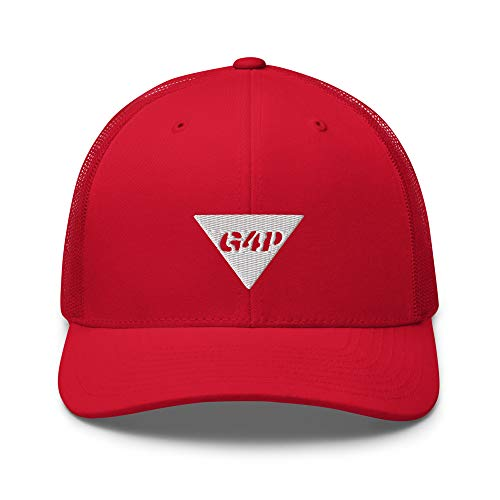 G4P Trucker Cap with White Logo