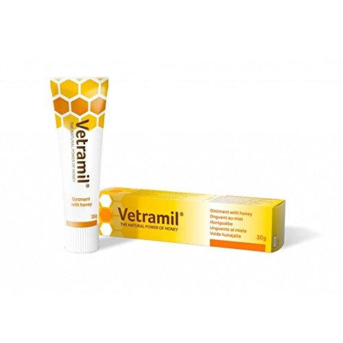 Vetramil Wondzalf Honing Tube, 30 g, 1 Units