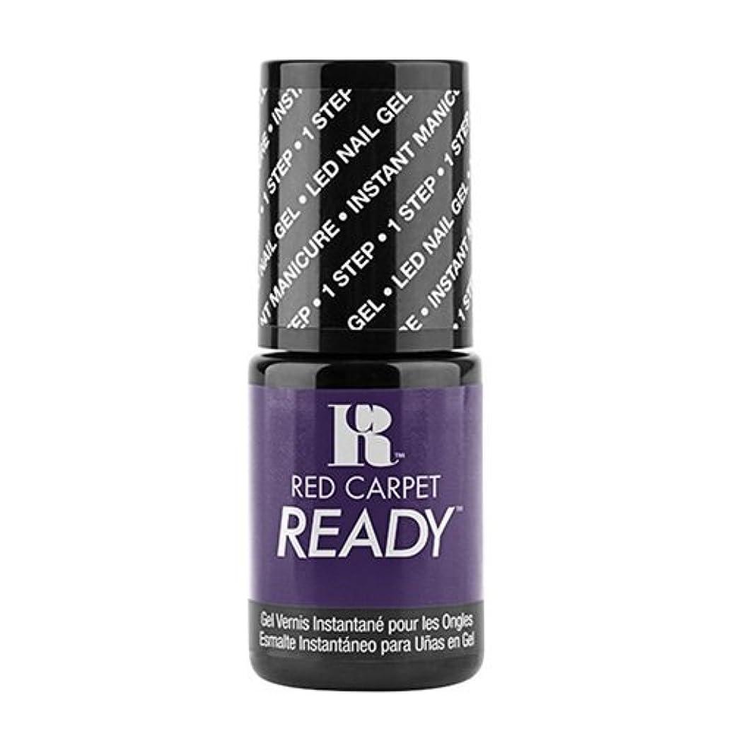 バスルーム重大確認Red Carpet Manicure - One Step LED Gel Polish - That's A Wrap! - 0.17oz / 5ml