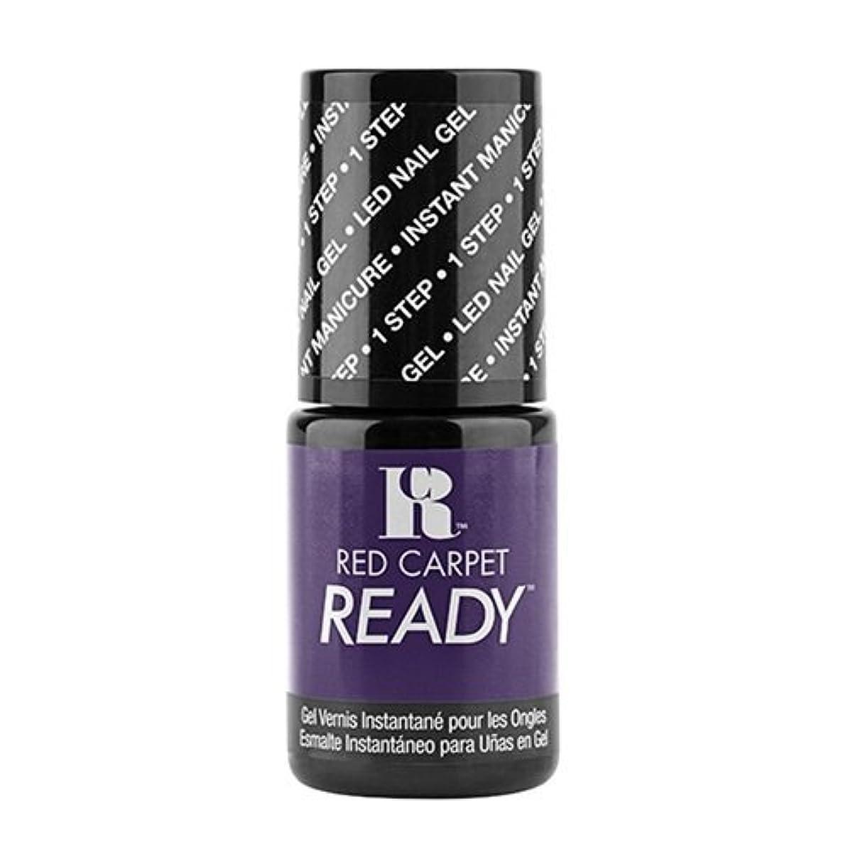 仕事に行く桃恒久的Red Carpet Manicure - One Step LED Gel Polish - That's A Wrap! - 0.17oz / 5ml