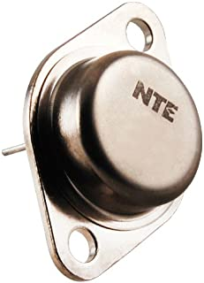 200V Inc. 17 Amp Current Rating High Power Audio Output NTE Electronics NTE58 Silicon NPN Type Complementary Transistor