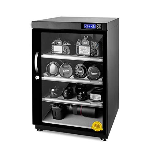 LING AI DA Mai Volautomatische, vochtbestendige CNC-box (90L, 95L) - geluidsvrij, energiebesparend, verstelbare ladder voor camera-objectief en opslag van elektronische apparaten