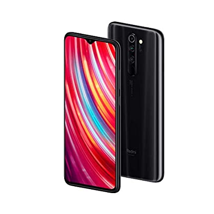 "Xiaomi Redmi Note 8 Pro - Smartphone de 6.53"" FHD+ (6 GB RAM, 128 GB ROM, cámara cuádruple de 64 MP, MTK Helio G90T, 4G, bateria de 4500 mAh) Mineral Grey"