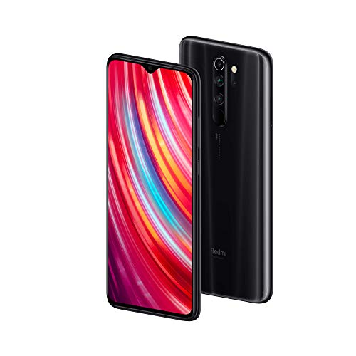 Xiaomi Redmi Note 8 Pro 64GB, 6GB RAM 6.53' LTE GSM 64MP Factory Unlocked Smartphone - Global Model (Mineral Grey)