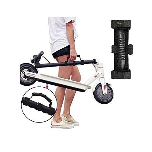 Freego Tragbare Tragetasche für Roller Skateboard Geeignete Hand Tragegriff Roller Gurte Gürtel Gurtband Haken Fahrradzubehör