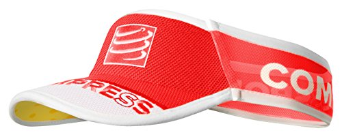 COMPRESSPORT Stirnbänder Ultralight Visor Visera, Unisex Adulto