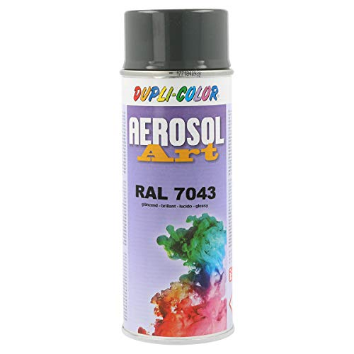 Dupli-Color 741357 Aerosol Art Ral 7043 glänzend 400 ml