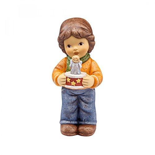 Goebel 66877846 Nina und Marco Figur Meine schöne Spieluhr
