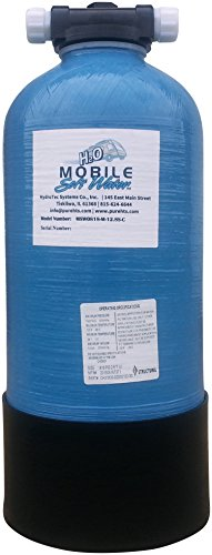 Mobile-Soft-Water 12,800 gr RV, Portable & Manual Softener w/salt port, includes...