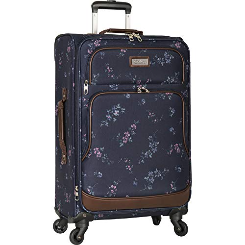 Chaps Luggage, Navy Bouquet