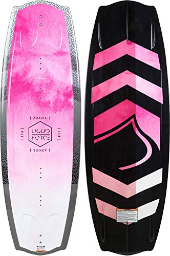 Liquid Force Angel Wakeboard Womens Sz 134cm