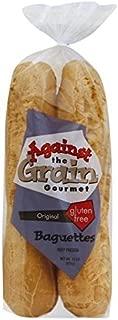 Against The Grain Gluten Free Original Baguette, 15 Ounce (Pack of 12)