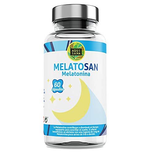 Melatosan Aquisana | Melatonina + Valeriana