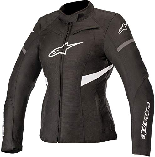 Alpinestars Casaco Stella T-kira Waterproof Black / White Xl