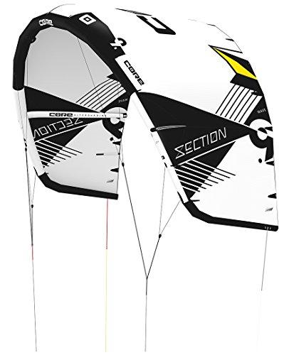 Core Section Grösse 8.0, Farbe bright white 10