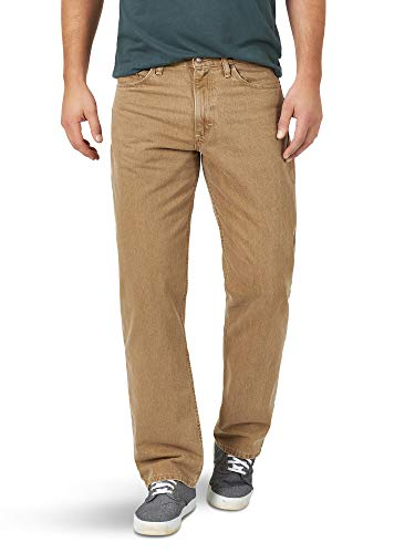 Wrangler Herren ZM200CK Jeans, Khaki, 42W / 30L