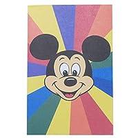 ミッキーマウス[お年玉袋]ポチ袋/レインボー ディズニー