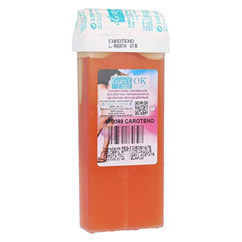 DEPIL OK Roll-On caroteen 100 ml, standaard, één