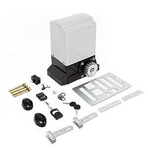 OUKANING-Accionamiento-para-puertas-correderas-hasta-600-kg-con-mando-a-distancia-370-W