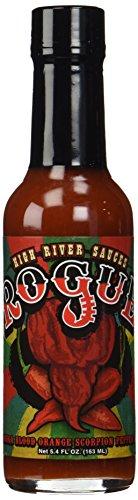 Rogue Moruga Blood Orange Scorpion Pepper Sauce