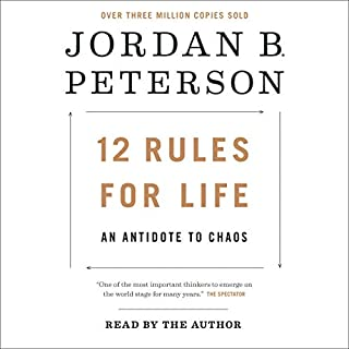 Page de couverture de 12 Rules for Life
