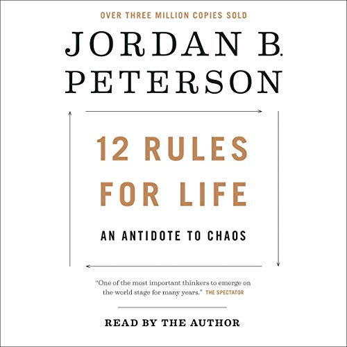 Couverture de 12 Rules for Life
