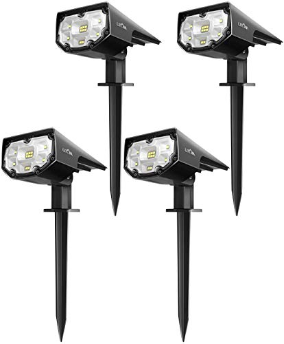 Luces Solares Led Exterior Jardin Impermeable IP67 focos sol